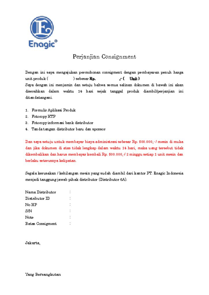 thumbnail of consigment form